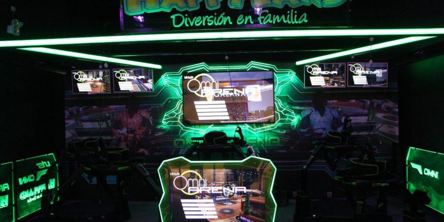 Happyland y Jockey Plaza anuncian la llegada de la más moderna tecnología de realidad virtual al Perú
