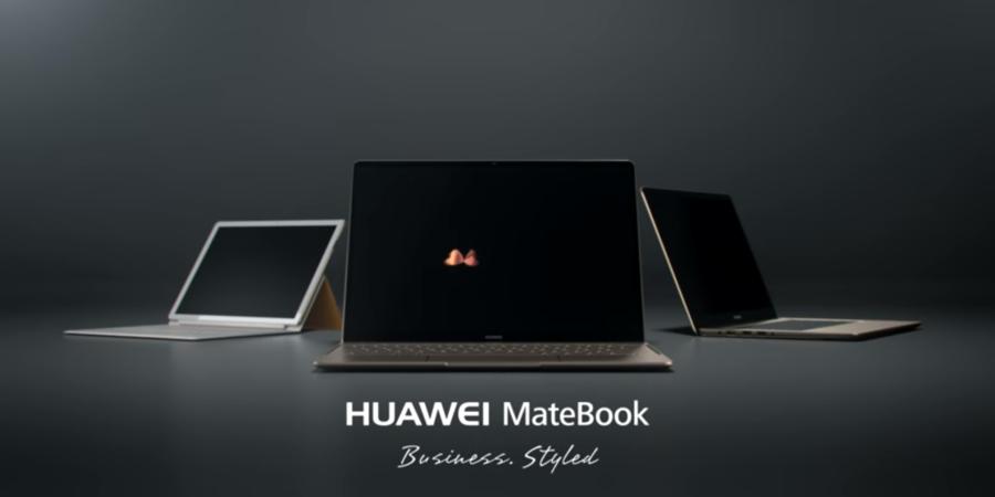 HUAWEI quiere conquistar el mercado de portátiles con tres nuevas Matebook