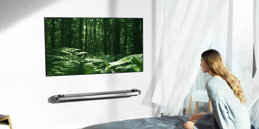 5 características que presenta el televisor más delgado del mundo