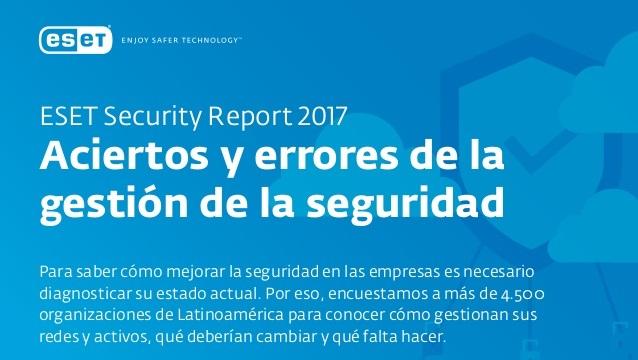 ESET: 40% de empresas peruanas perderían su información en caso de un ataque ransomware
