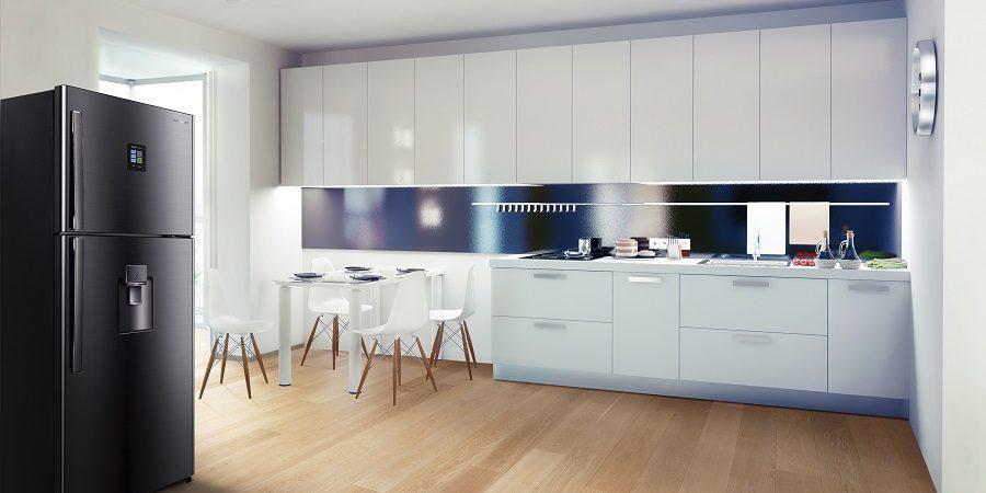 Daewoo lanza al mercado línea premium de lavadoras y refrigeradoras de elegantes diseños