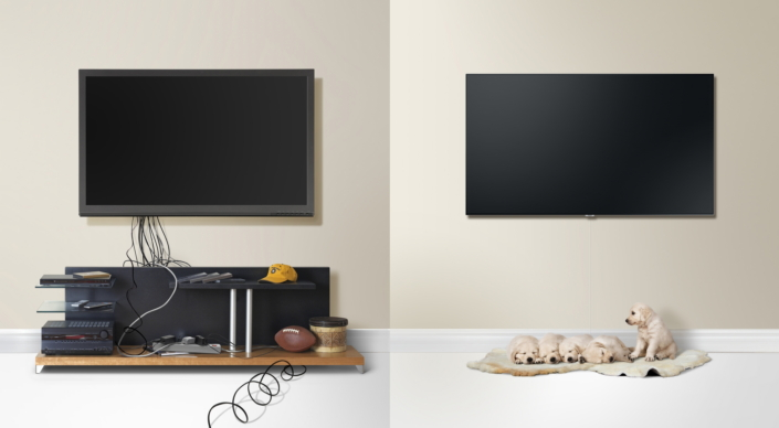 QLED de Samsung: experimenta la innovación y estilo en televisores