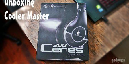 "Unboxing en español de los Headset ""Cooler Master Ceres 300"""