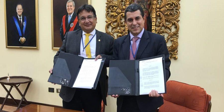 Universidad de Piura y Telefónica del Perú impulsarán el emprendimiento digital