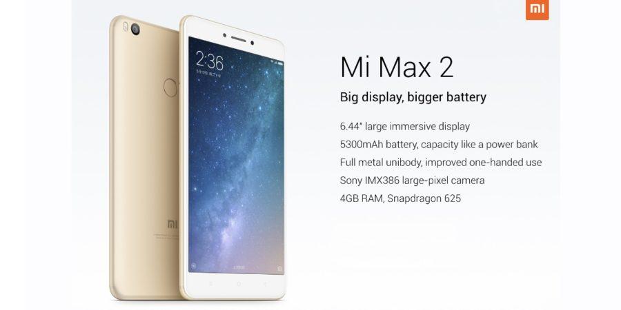 Compra el Xiaomi Mi MAX 2, Elephone P8 Mini o el Coolpad Cool Play 6 con estos super descuentos en Banggood