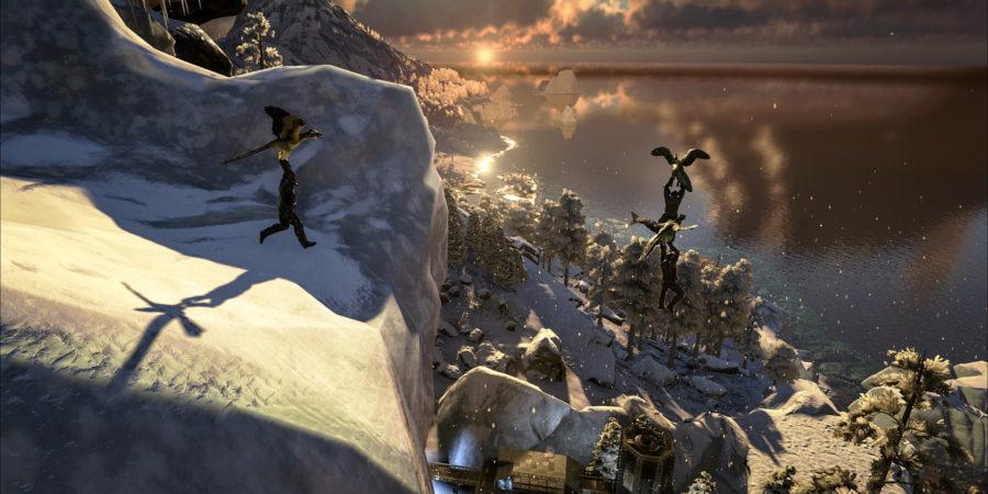 Comienza la pre venta de una nueva actualización de ARK: Survival Evolved, para PS4