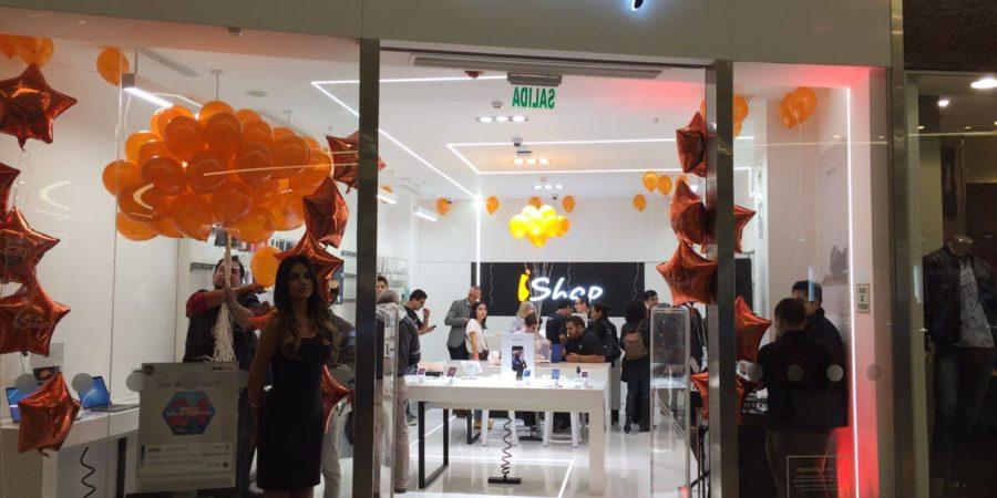 iShop abre las puertas de su nueva tienda en  La Rambla San Borja