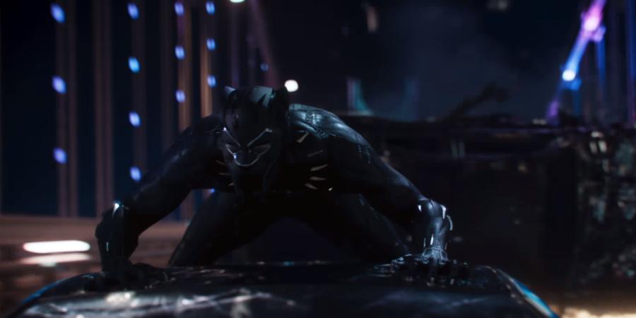 """Marvel lanza el primer avance de """"Pantera Negra"""""""