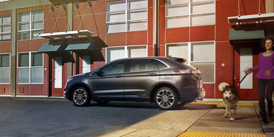 Ford lanza en el Perú New Ford Edge: una SUV con tecnología y estilo superior diseñada para que nada te detenga