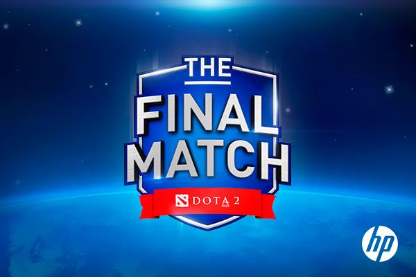 """HP Inc., principal patrocinador de """"The Final Match"""", el campeonato de Dota 2 más importante de Sudamérica"""