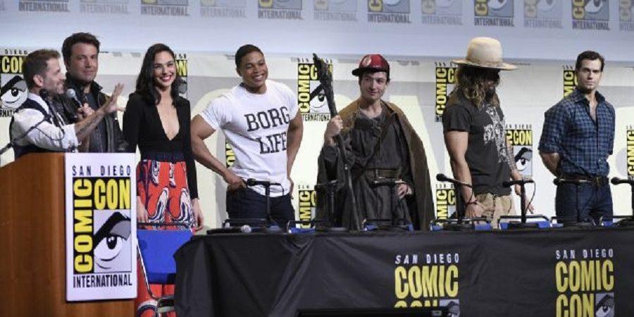 """Comic Con 2017: Se revela el nuevo trailer de """"La Liga de la Justicia"""""""