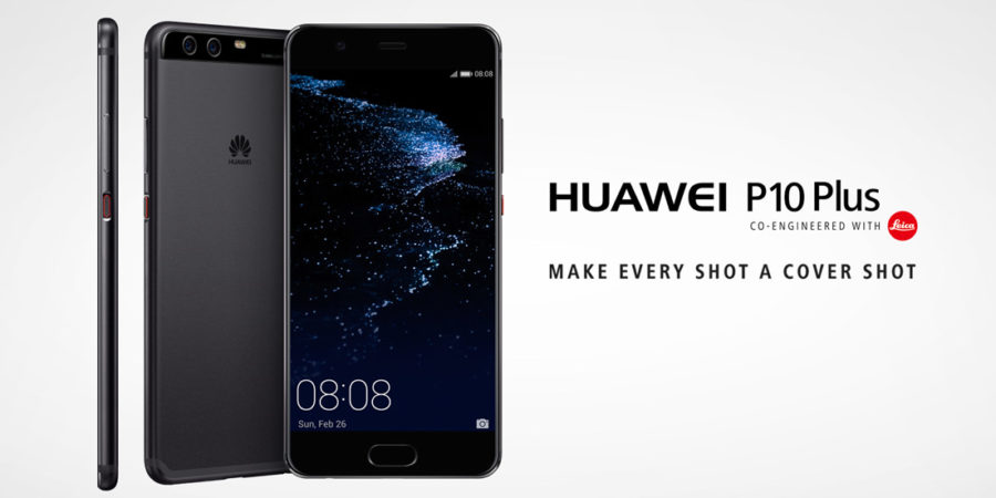 P10 Plus: Buque insignia de Huawei llega al Perú