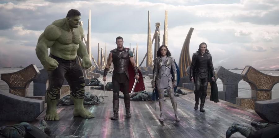 Comic Con 2017: Thor Ragnarok tiene nuevo trailer cargado de mucha acción