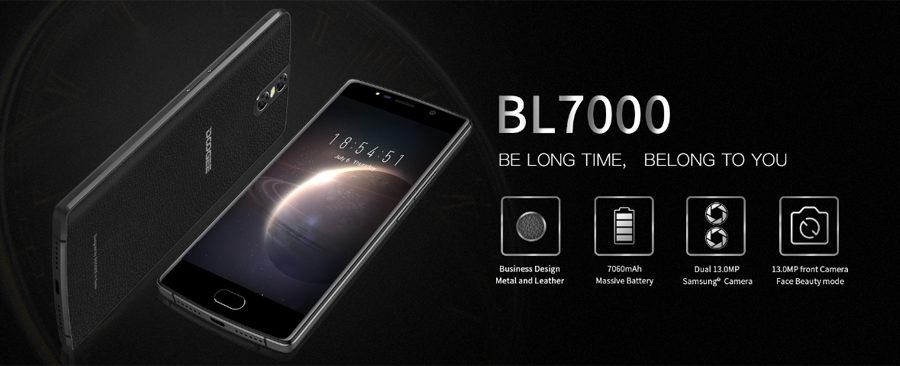 DOOGEE BL7000, el smartphone con batería de 7060mAh y doble cámara principal por menos de 200 dólares