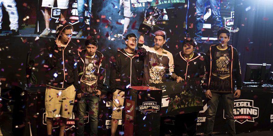 Zegel Gaming Festival, el más grande Torneo de eSport Intercolegios de Latinoamérica, organizado por Zegel Ipae finalizó éste 26 de agosto