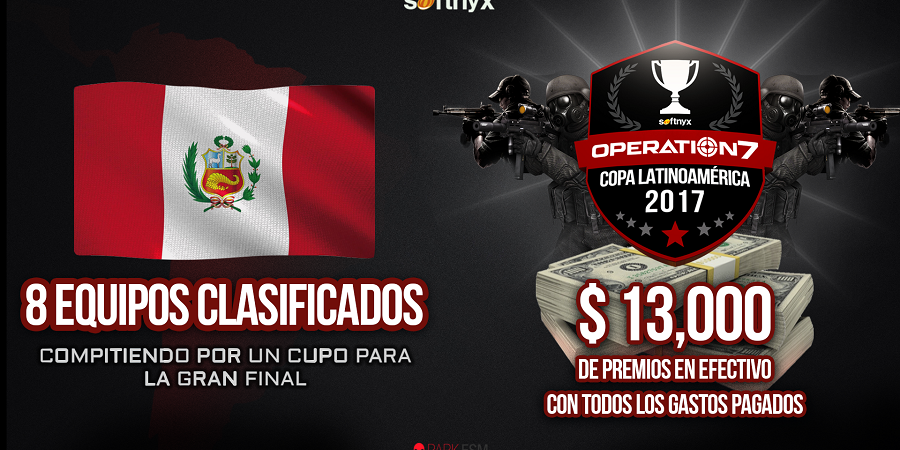 Copa Latinoamérica Operation7 culmina su primera fase online en Perú