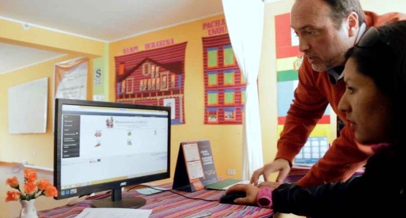 Proyectos de innovación científica que ayudan a la  población de Huancavelica