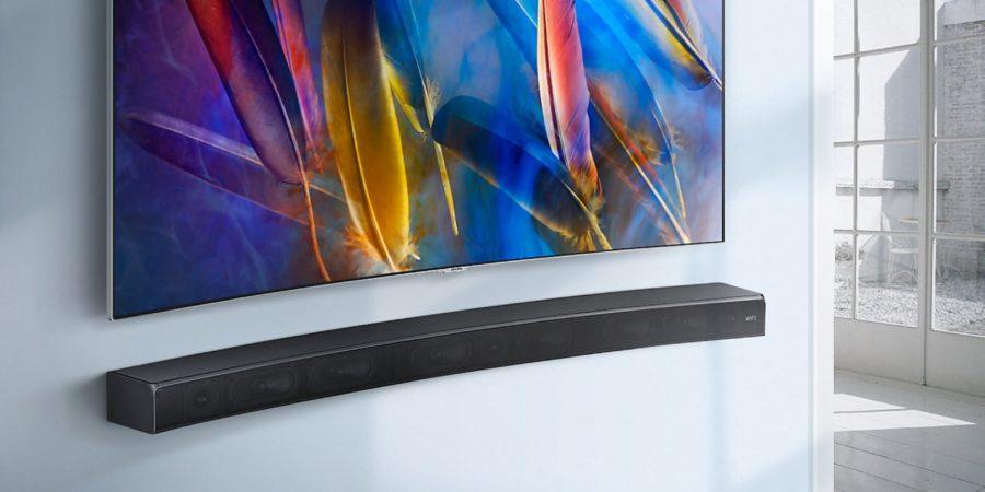 Samsung transforma la experiencia de sonido con su nuevo Soundbar MS6500