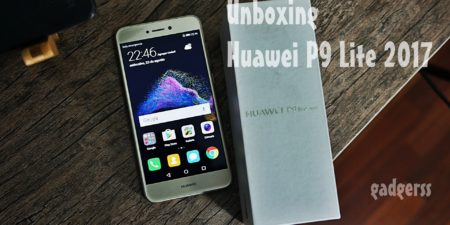 Unboxing en español: Huawei P9 Lite 2017