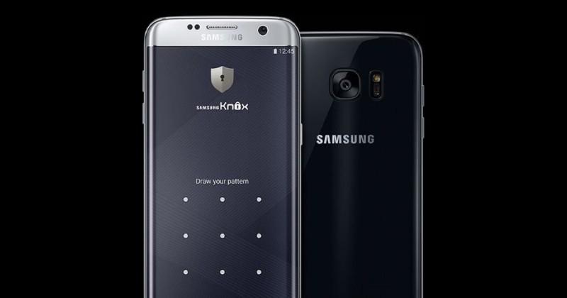 No importa a dónde vayas, Samsung Knox te protege