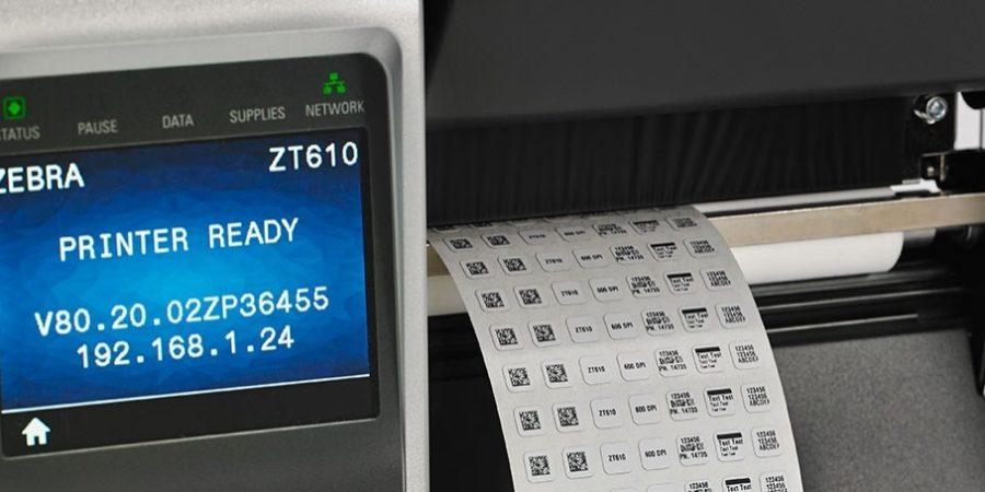 Zebra presenta impresoras industriales de alto rendimiento que mejoran la visibilidad operativa y la productividad