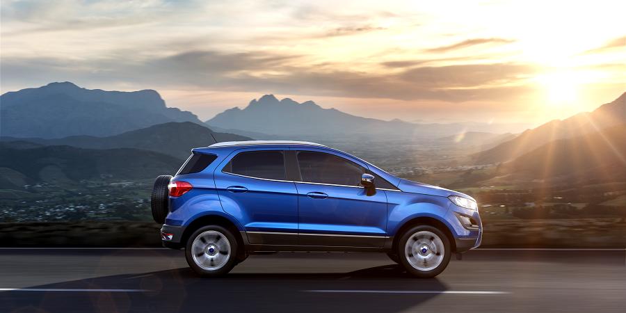 New Ford EcoSport: Una perfecta combinación de tecnología, conectividad y estilo