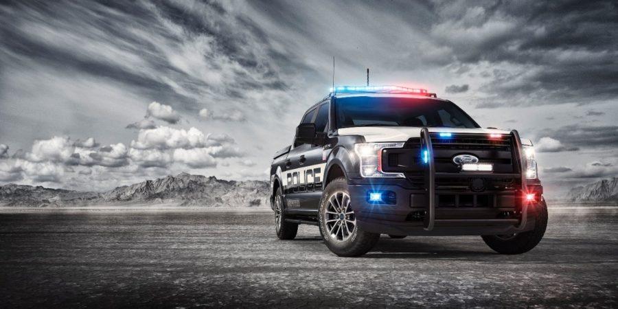 Ford presenta la F-150 Police Responder la primera pick-up certificada para la persecución policial en los Estados Unidos