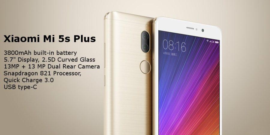OnePlus 5, Xiaomi Mi5s Plus y LeTV Leeco Le Pro3 Elite X722 a precio rebajado en Banggood