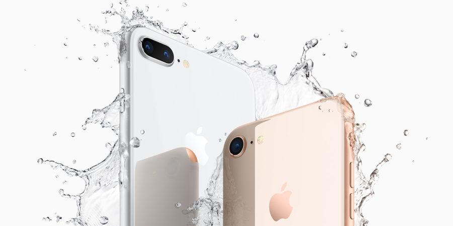 Los iPhone 8 y iPhone 8 Plus son la gama media alta de Apple