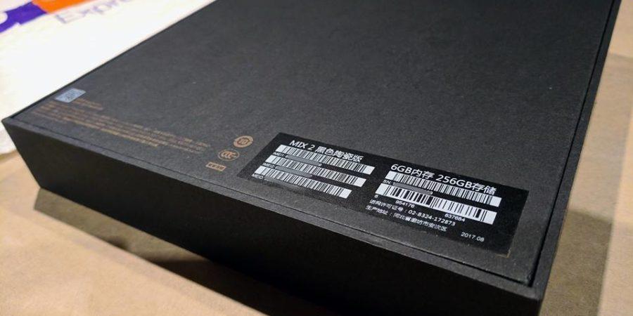 El primer unboxing del Xiaomi Mi MIX 2 llega a cargo de Hugo Barra