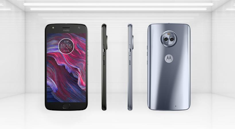 El Moto X4 llega con doble cámara posterior y diseño premium