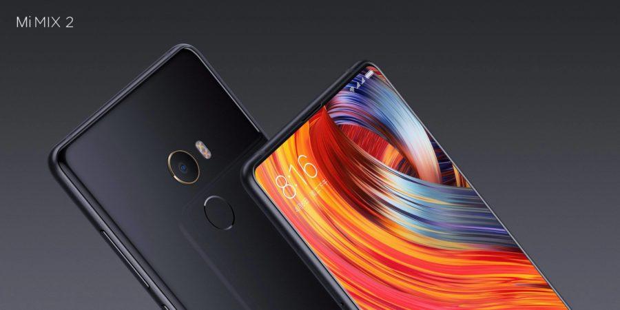 Xiaomi anuncia oficialmente el Mi MIX 2