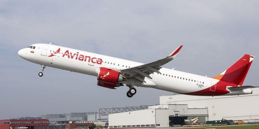 Airbus entrega el primer A321neo en Latinoamérica