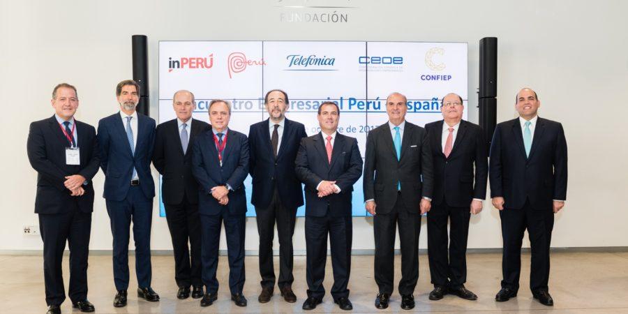 Telefónica reafirma su compromiso con la transformación digital del Perú