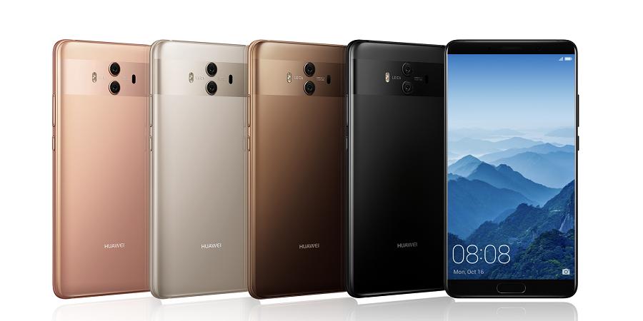 Huawei revela los nuevos HUAWEI Mate 10 y HUAWEI Mate 10 Pro