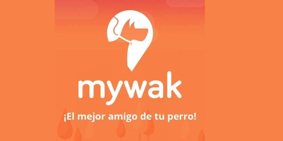 Mywak, una aplicación que promete hacer feliz a su perro