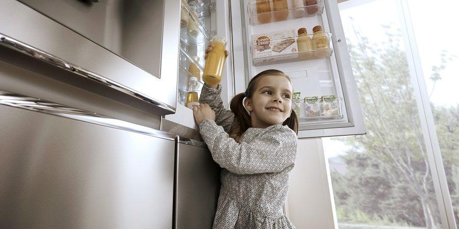 Refrigeradoras: Tecnología de LG enfría 35% más rápido  que un sistema convencional