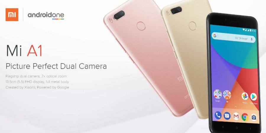 Tres grandes ofertas en smartphones de Xiaomi