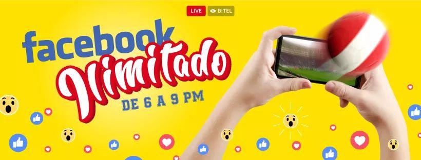 Bitel brindará facebook ilimitado durante el partido Perú – Colombia