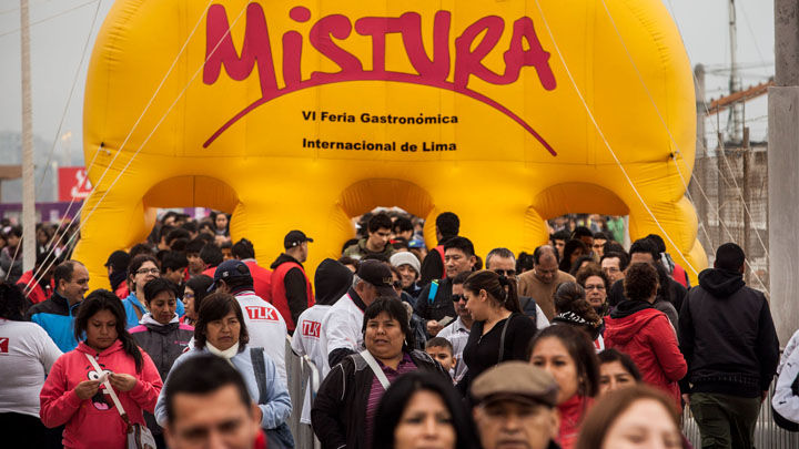 Alcatel: Sácale provecho a tu smartphone en Mistura 2017