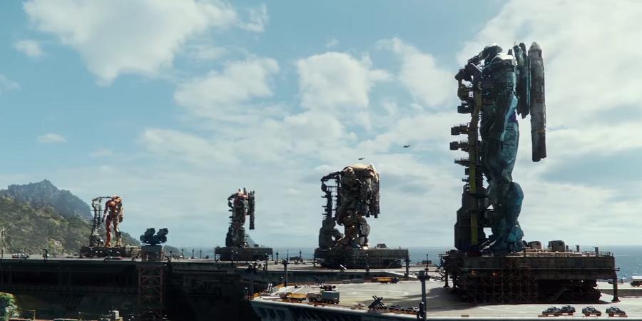 """El primer trailer de """"Titanes del Pacífico: La Insurrección"""" es espectacular"""