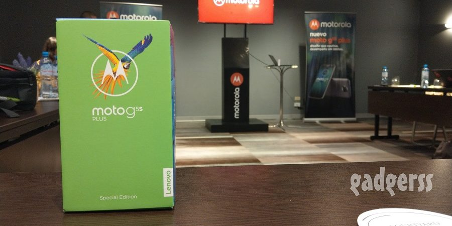 Moto G5S Plus: el primer smartphone de la familia Moto G con doble cámara principal llega al Perú
