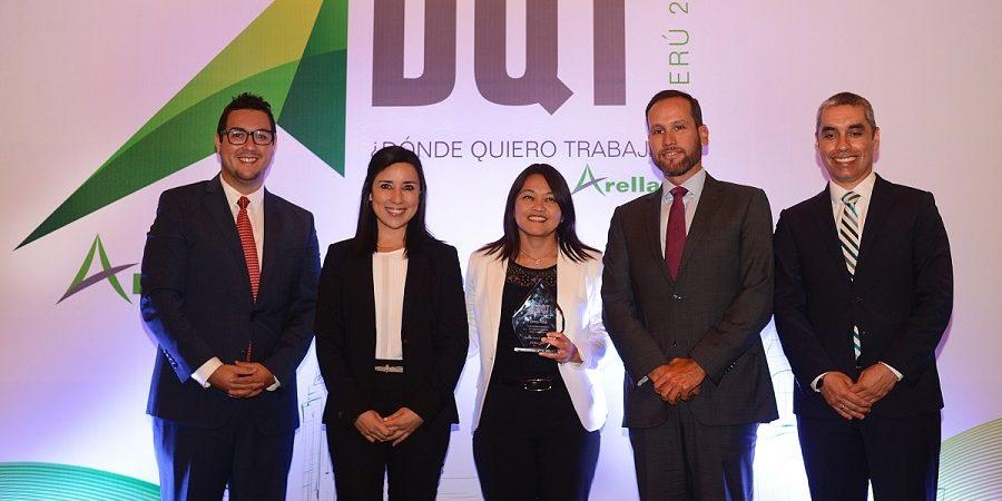 Entel ocupa el primer puesto como empresa de telecomunicaciones donde los peruanos desean trabajar