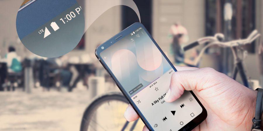 LG: Consejos para mejorar la señal del Smartphone