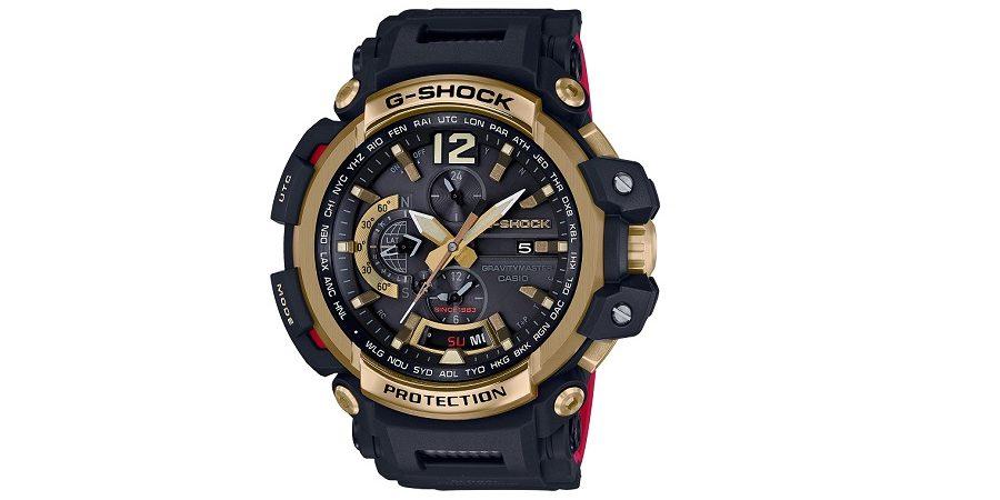 ¡G-Shock manda uno de sus nuevos modelos al espacio!