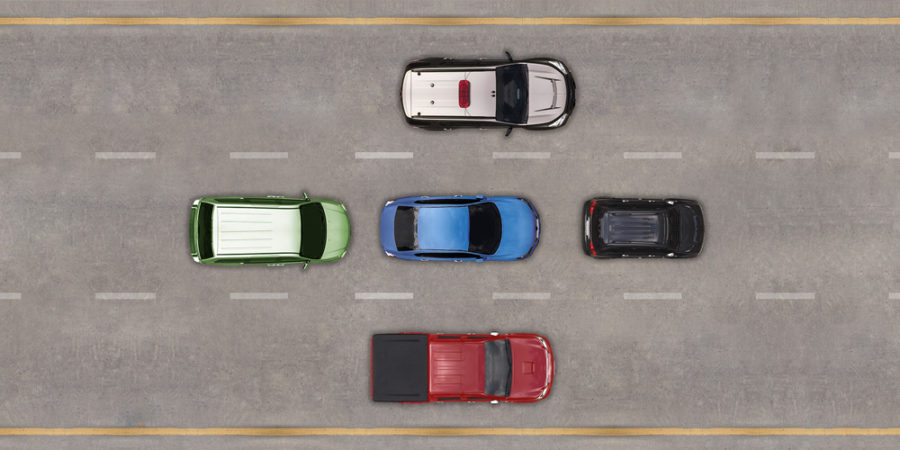 Intel y Mobileye ofrecen la fórmula para comprobar la seguridad de los vehículos autónomos