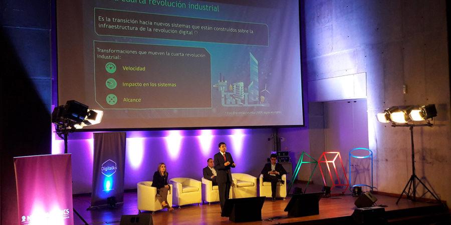 Telefónica presenta soluciones de conectividad industrial en Digitalks IoT 2017