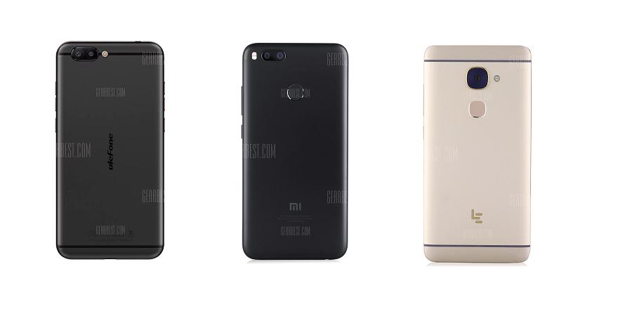 Estos son los mejores smartphones que podrás comprar en Gearbest