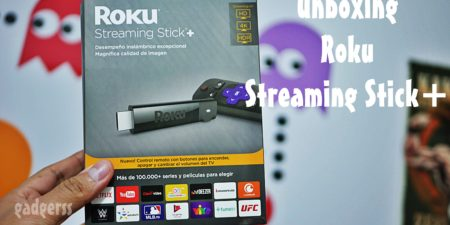 Unboxing del Roku Streaming Stick+