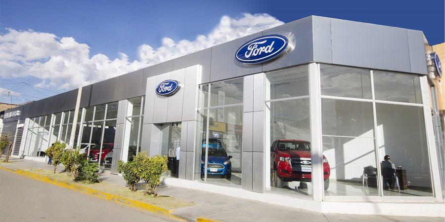 Ford Perú inaugura concesionario integral en la ciudad de Huancayo
